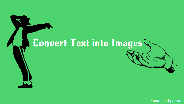 10 Best Free Online Tools to Convert Text into Image