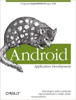 Best book to Learn Android App Programming
