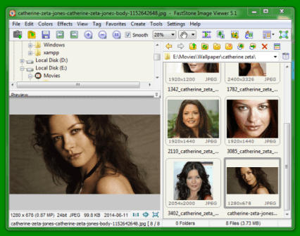 Faststone Image Viewer - Edit Your Digital Photos