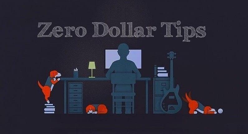 Zero Dollar Tips – Android and Windows 10 Tutorials