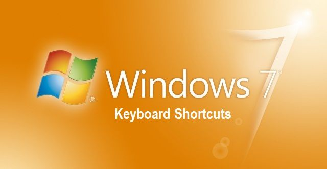 Windows 7 General keyboard shortcuts [Quick use]