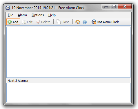 best windows alarm clock