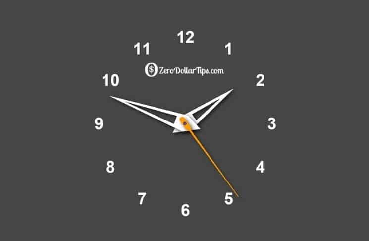 free alarm clock for windows