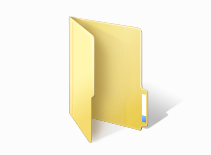 how to hide a file or folder in windows 7