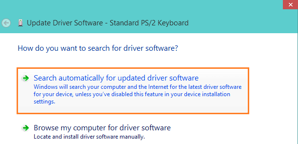 driver updates for windows
