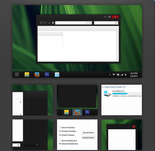 Base Theme for Windows 8