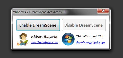 gif image as desktop background