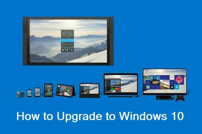 upgrade to windows 10 build 9926 from windows 8 / 8.1 / 7