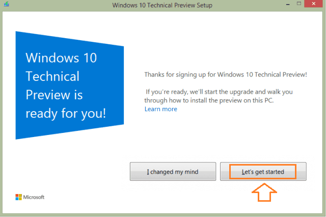 upgrade to windows 10 from windows 8.1
