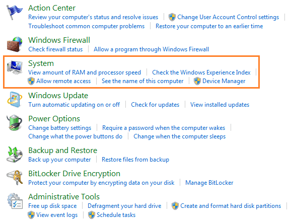what version of windows