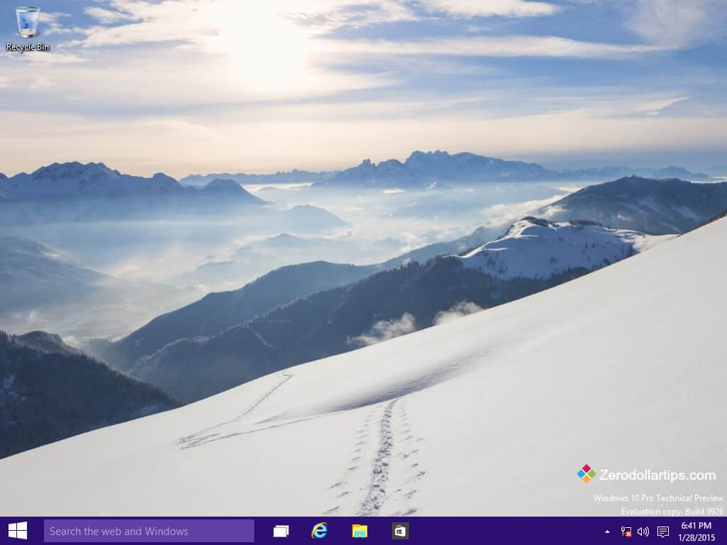 how to install windows 10 on computer