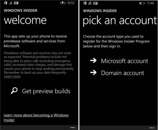 how to install windows 10 on phone