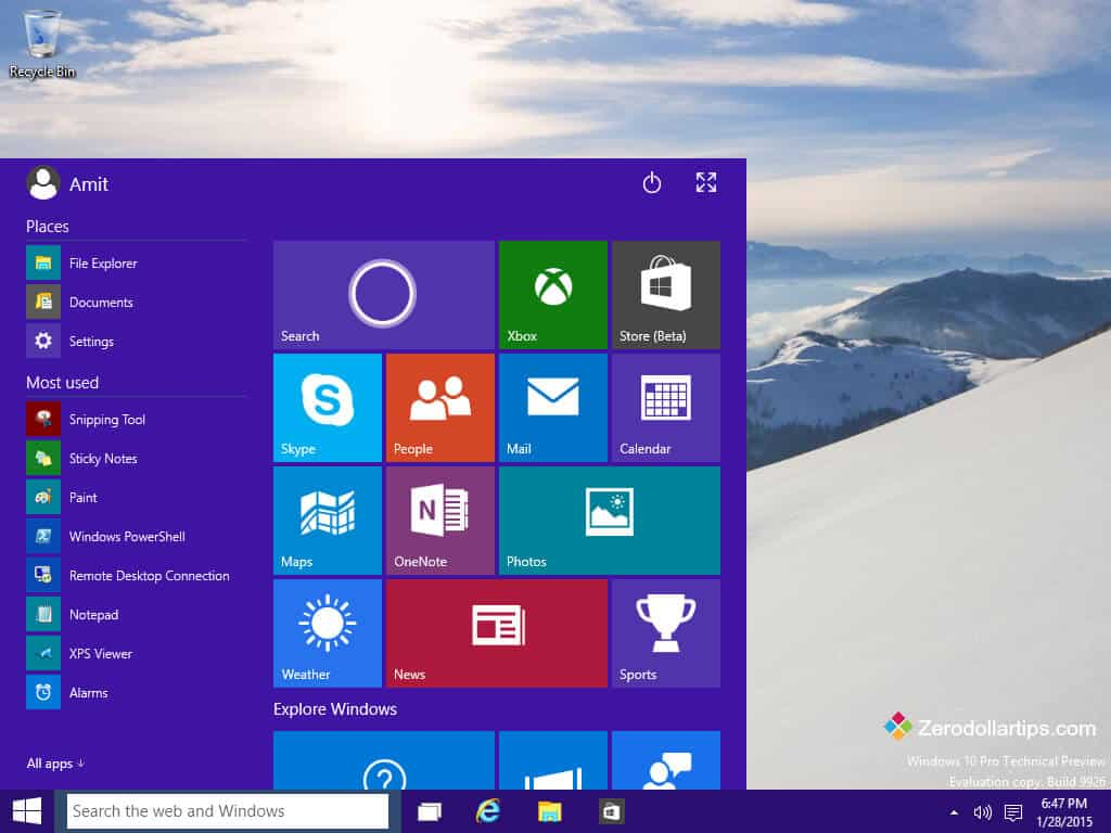 how to install windows 10 - step by step guide
