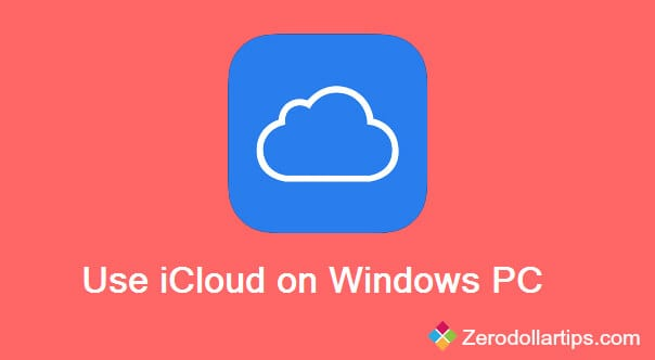 Set up and use iCloud on Windows