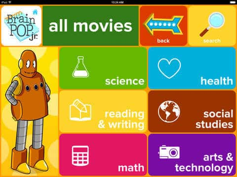 Best free iPad Apps for Elementary Students