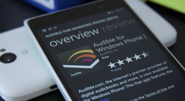 download audible for windows phone [beta]