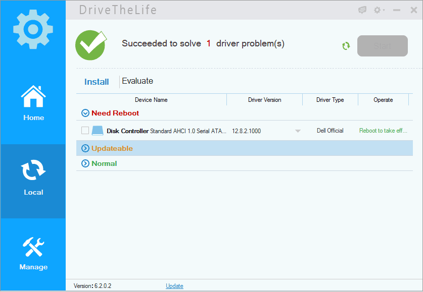 how to update windows drivers using drivethelife