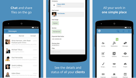project management apps for android