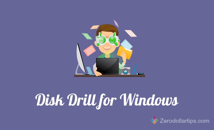 Disk Drill Free Download for Windows