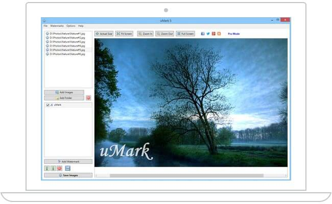 best free watermark for photos Windows