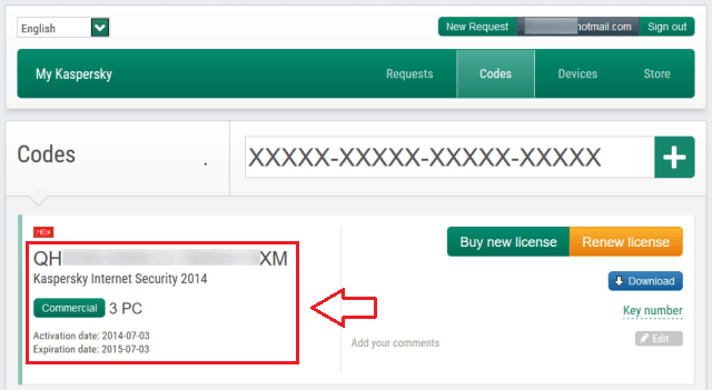 Top Five Kaspersky License Activation Code - Circus