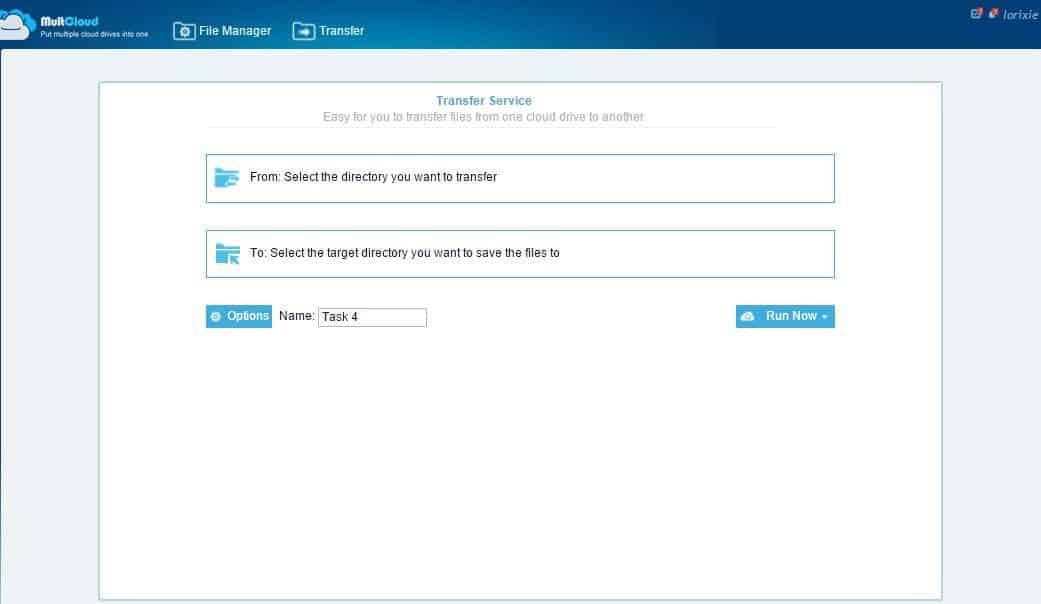 combine multiple cloud services together using multcloud