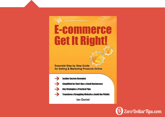 ecommerce website development books