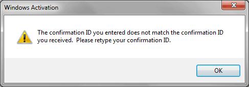 windows activation error 0xc004c008