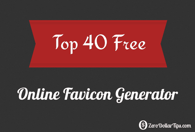 40 Best Free Online Favicon Generator to Create Favicon