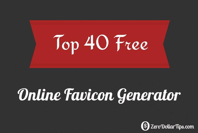 40 Best Free Online Favicon Generator to Create Favicon