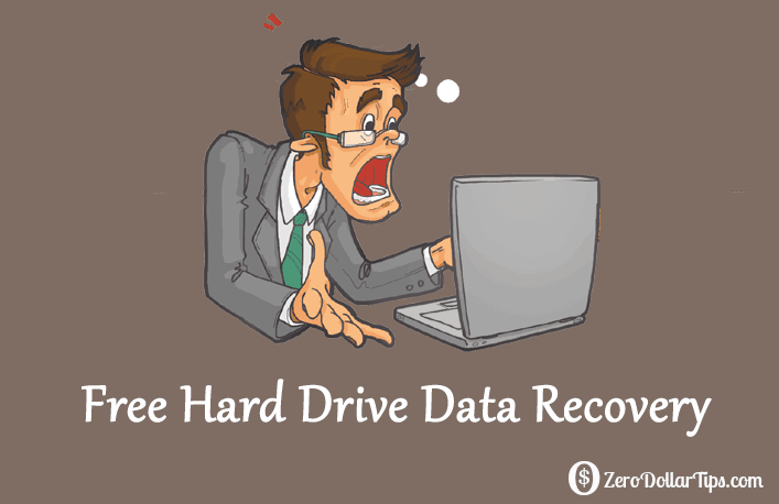 best free hard drive data recovery software for windows
