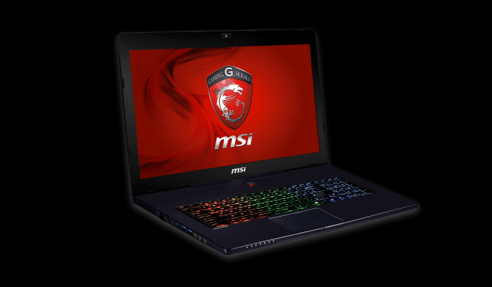 best laptop computer for gaming