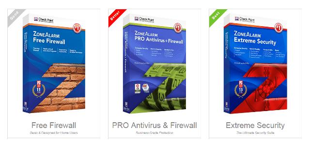 zonealarm free firewall software
