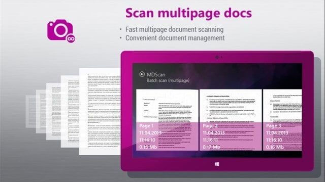 Mobile Document Scanner
