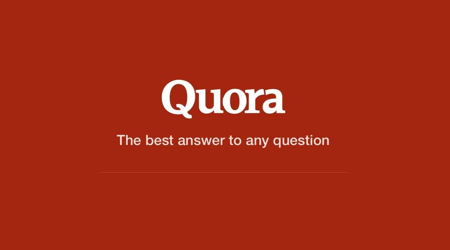 what are quora's best answers of 2014