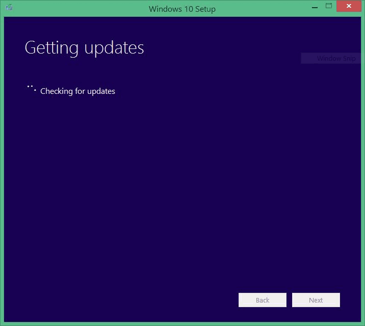 upgrade to windows 10 from windows 7