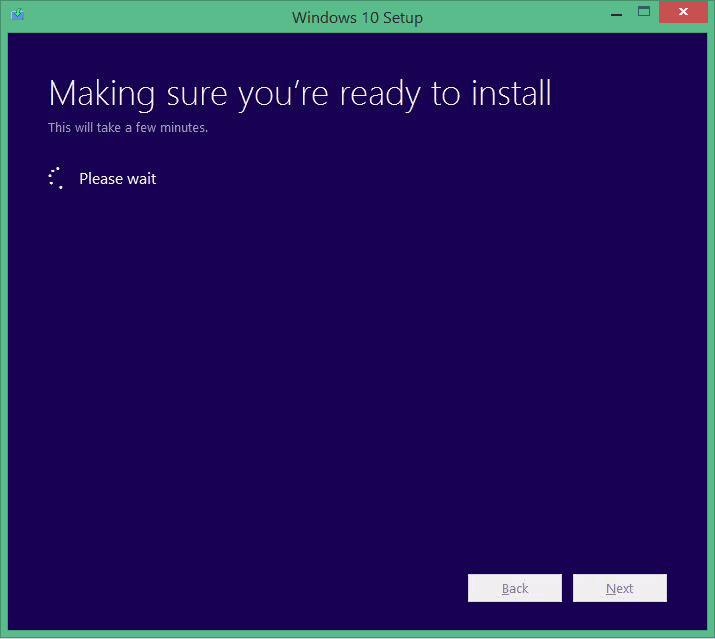 upgrading to windows 10 from windows 8.1