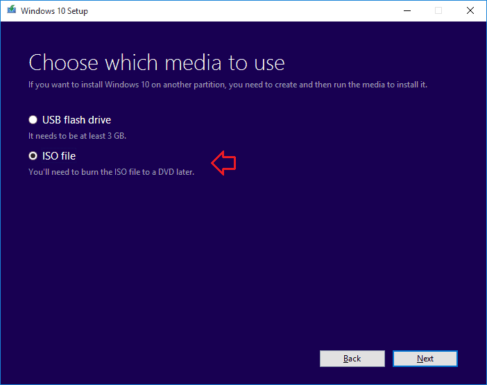 windows 10 download iso 32 bit