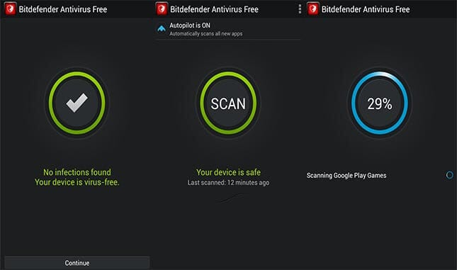 Top 10 Best Free Antivirus for Android Phones and Tablets