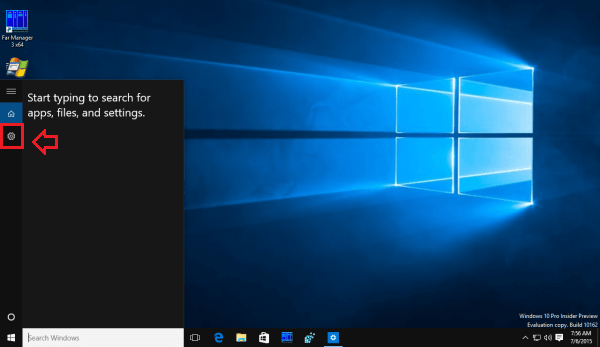 faster start menu in windows 10