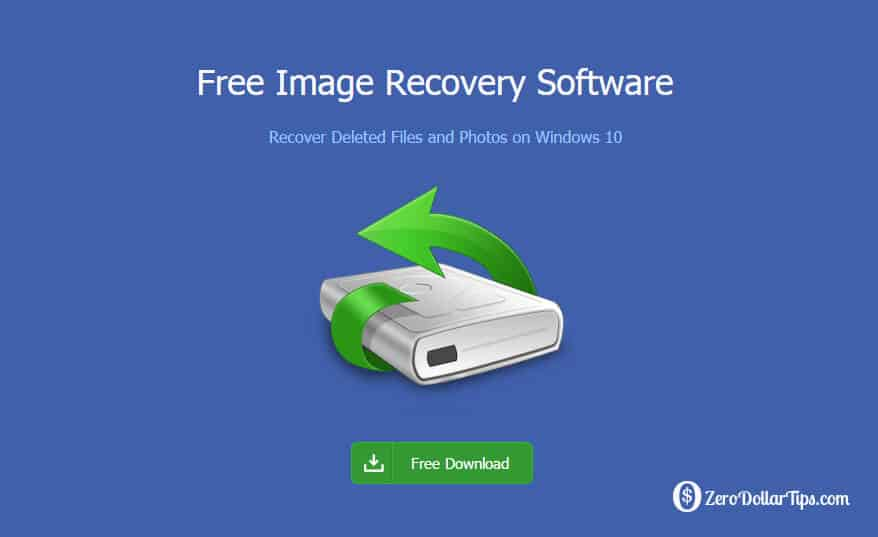 free image recovery software for windows 10