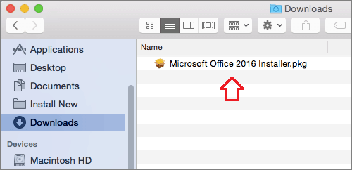 upgrade to office 2016 from office 2013