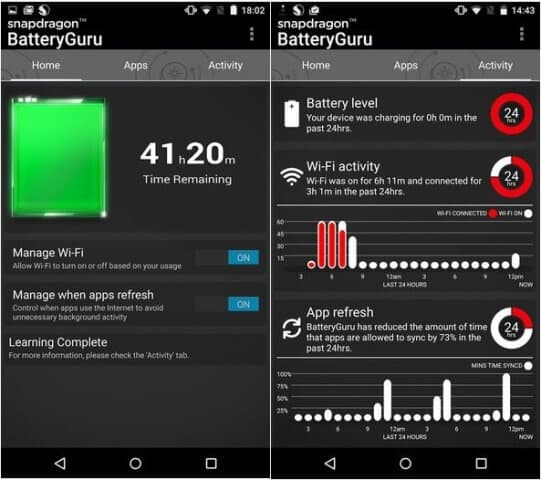 best free battery saver app for android