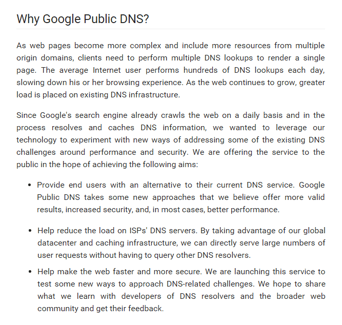 public dns Verisign public dns is a free dns service that offers improved dns stability and security over other alternatives learn more about our free dns resolution service.