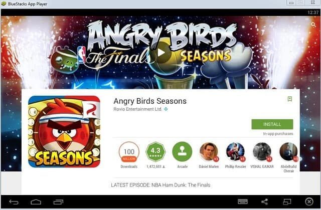 play android games on pc using bluestacks