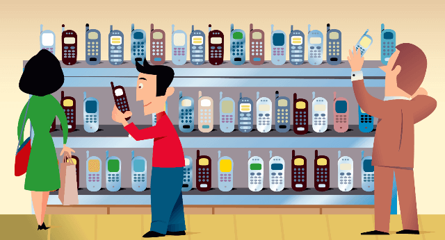 things to take care while buying mobile phones