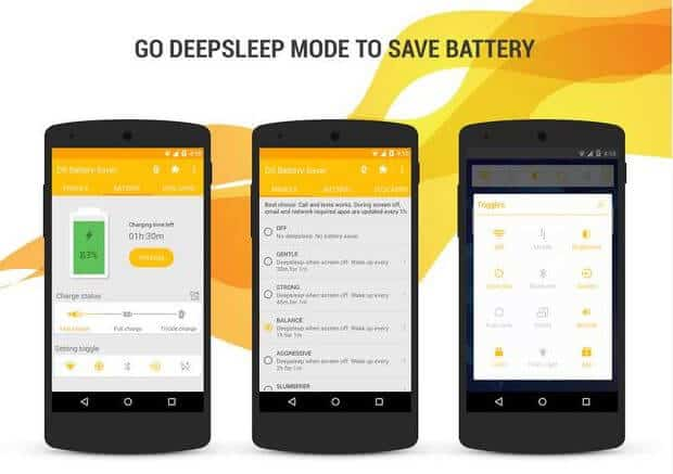 top battery saver app for android