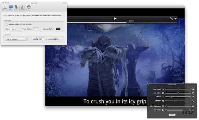 video players for mac os x