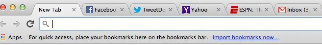 Close Unused Tabs in Your Web Browser