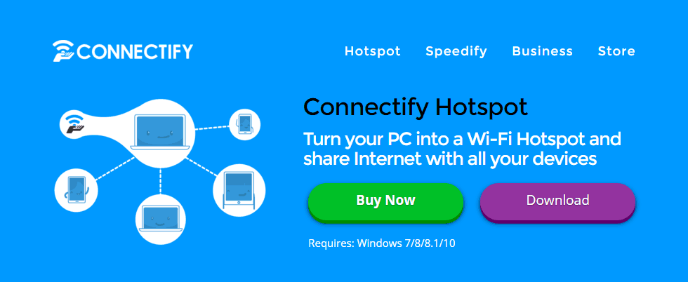 download connectify hotspot for windows 8